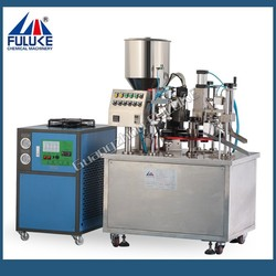 Fuluke high quality electromagnetic sealing machine spare parts used in daily cosmetic industries