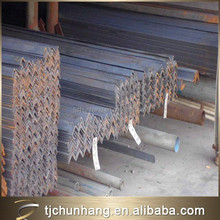 HOT!AISI, ASTM, DIN, GB, JIS SS400 S235JR Q235B Q345B SS540 6, 9, 12M Structural Construction Hot Rolled Unequal Angle Steel Bar