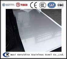 mirror etching 309s stainless steel plate 2b/ no.1 high quality