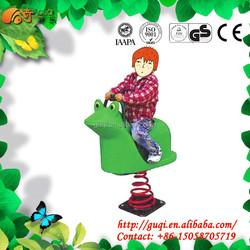 Hot kids rider spring horse, spring rider, spring bounder amusement park rides GQ-147-3