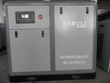high efficiency electrical mobile movable air compressor