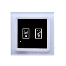 Wireless Wifi Lighting Switch Control Touch Switch Panel Smart Remote Control Your House
