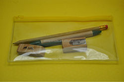 eco pencil graphite pencil lead and mechanical pencil packing a set with BSCI certificated