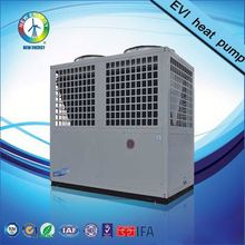 low ambient temperature factory supply 10kw -80kw heat pump