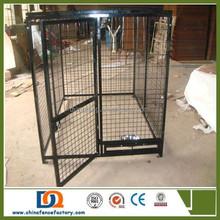 Assemble dog kennel