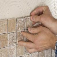 Ceramic tile, tile, marble, granite brick material between caulking materials