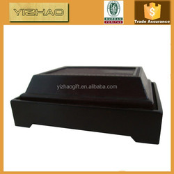 OEM FSC Made in China Wooden Bases For Sculptures