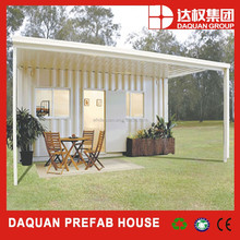 Wuhan daquan brand China easy to assemble stackable container house / office / kiosk for sale with CE,ISO