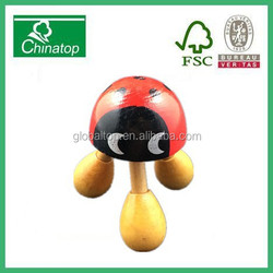 MINI MASSAGER - BUG-SHAPED - VERY SOLID - SMALL - EASY TO USE WM226