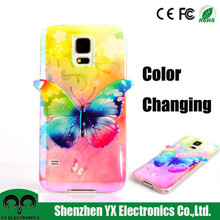 3D TPU cover case for samsung galaxy s5 19600 case