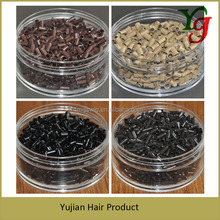 Copper Tube Rings Micro Tubes For Hair Extension