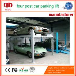auto garage parking equipment,car parking hoist