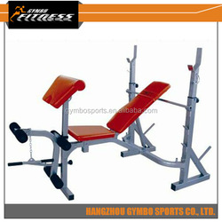 GB7109 OEM weight exercose body useful multi bench home gym ab exercise equipment