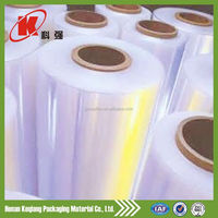 Controlled co-extrusion production PE pallet stretch film/logistics wrapping film/plastic wrapping film