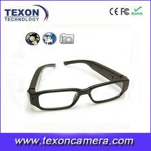 HD 720P Eyewear Glass Camera, Digital Video Recorder TE-663