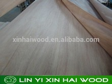 Okoume coated plywood for Middle East used as cabinets / cupboard materials with E1 glue
