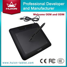 2048 Levels digital pen pressure USB graphic drawing tablet for industrial animaion design
