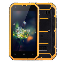 4.5 inch rugged waterproof cell phone outdoor dual sim cell phone MTK6582 Quad core android china mobile phone