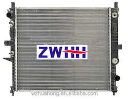 Hot saling Aluminum Car Radiator for Mercedes Benz ML-CLASS W163