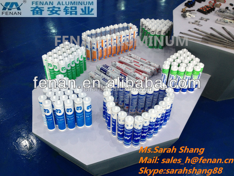 Silicone weather resistant sealant