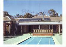15 years lifespan hard durability swimming pool solar panels