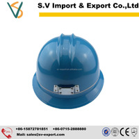 China manufacturer mining safety helmet with light
