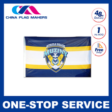 cowboy custom basketball flags banners for ad