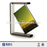 factory wholesale various modern design acrylic picture frame 3X5