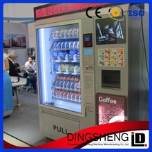 Hot Sale!!! China supplier Drink/ water automatic vending machine for Sale