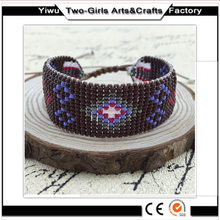 fast vogue outlet seed bead bracelet handicraft from china