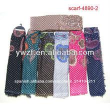 venta caliente bufanda bandana de visualización