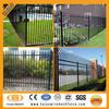 CHINA HAIAO ISO 9001 high quality powder coated decorative wrought iron fence