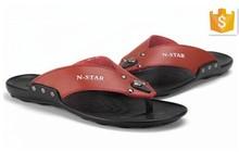 2015 Lastest design fashion men sandal shoe