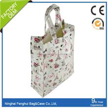 factory price cheapest eco-friendly transparent pvc shopping bag