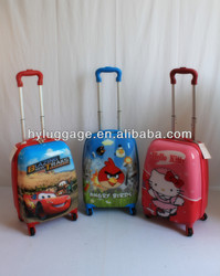cute kids luggage/Latest styles for ABS&PC Travel Luggage