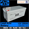 12v 200ah inverter batteries, lead acid 12v 200ah battery of good price