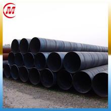 spiral large diameter welded steel pipe weight per meter