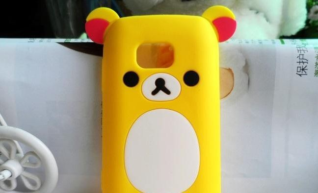 Чехол для для мобильных телефонов Rilakkuma Nokia lumia 710 N710,  1pcs/lot For Nokia lumia 710 N710 case