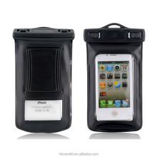 PVC Waterproof Mobile Phone Bag Waterproof Case for smart phone