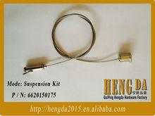 Cable de acero inoxidable para luminaria