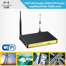 F3434 City bus wifi industrial 4 Lan port wifi 3G gsm wifi router