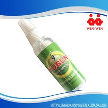 Excellen effect 60ml low price plant oil mosquito repelling liquid spray