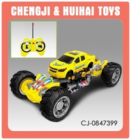 Multifunctional 7 Channel transformation hobby king rc car
