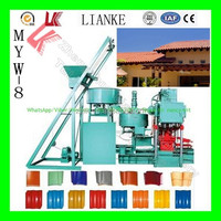 Sablon Cement Roofing Tile Machine/Cement Roof Tile Forming Machine