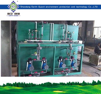 Automatic PAM Flocculant Preparation System