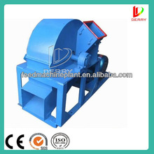 high quality waste wood tree branches crusher with low price