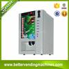 Factory price zanussi coffee vending machine/office coffee vending machine