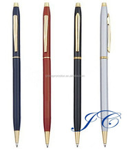 2015 Advertising logo China pull out banner ball pen