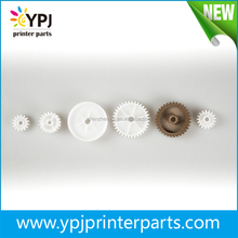 Hot wholesale printer fusr plastic gear clutch gear for hp P4014 Printer spare parts