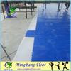 PP table tennis court interlocking futsal flooring